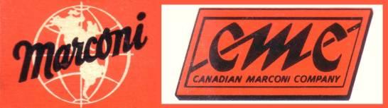 CANADIAN MARCONI RADIO SCHEMATICS