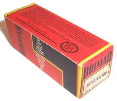 Brimar Tube Box