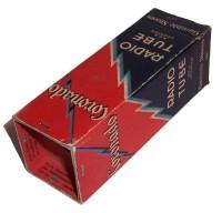 Early Coronado Tube Box - USA