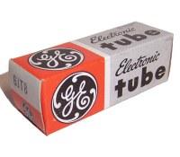 Standard G.E. Tube Box