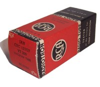 RCA Later red Tube Box