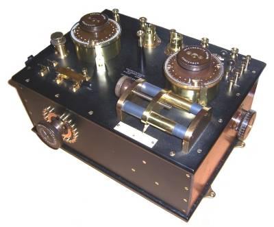 1908 Marconi Fleming Valve Receiver