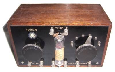 Parkin Detector