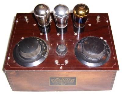 Pink-A-Tone receiver