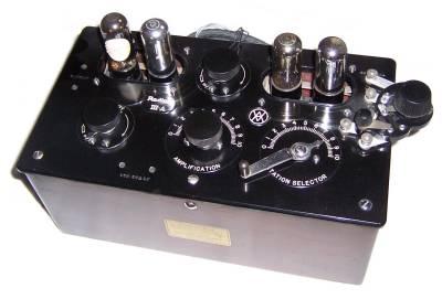 Westinghouse Radiola III-A