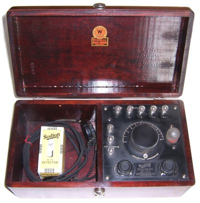 Sodion DR-6 receiver