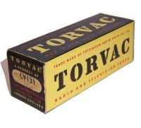 Torvac Tube Box - UK